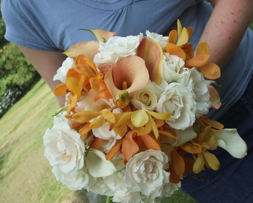 The Finished Bouquet!