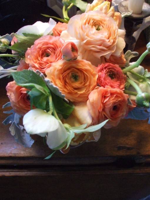 Darling Bouquet for Boston Globe Magazine