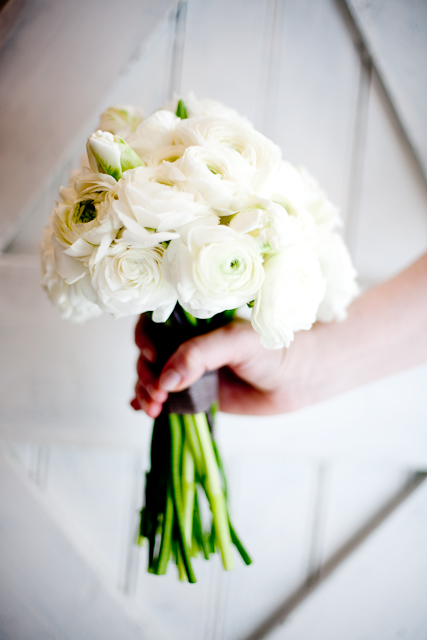 Bridal Bouquet. Photo by Channing Johnson.