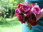 Bridesmaid Bouquet by Petalena